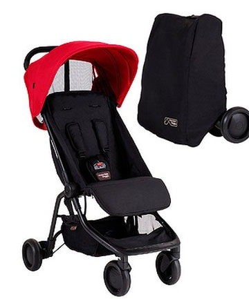 Product review: the Mountain Buggy nano | Stuff.co.nz