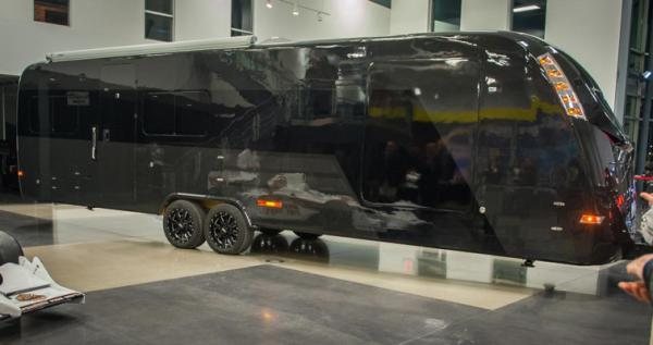 Global Caravan Technologies' CR-1 is expected to cost around NZ$1 million.