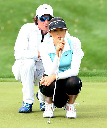 Duncan French, Michelle Wie