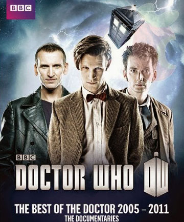DVD review: Doctor Who - The Best of the Doctor 2005-2011 - The Documentaries