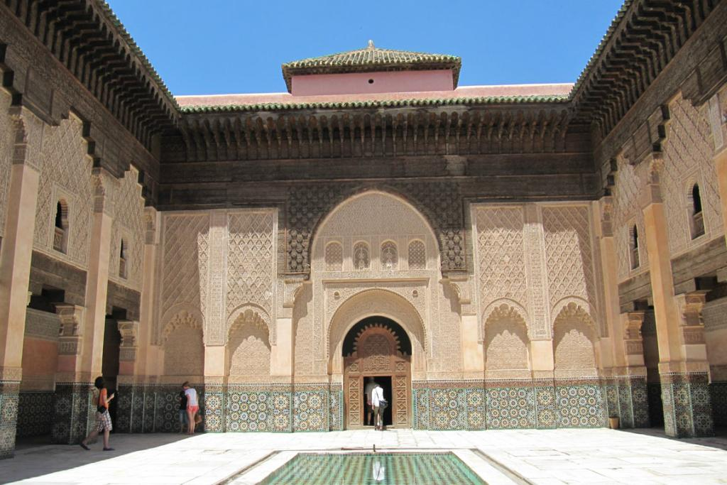 6. Marrakech, Morocco.