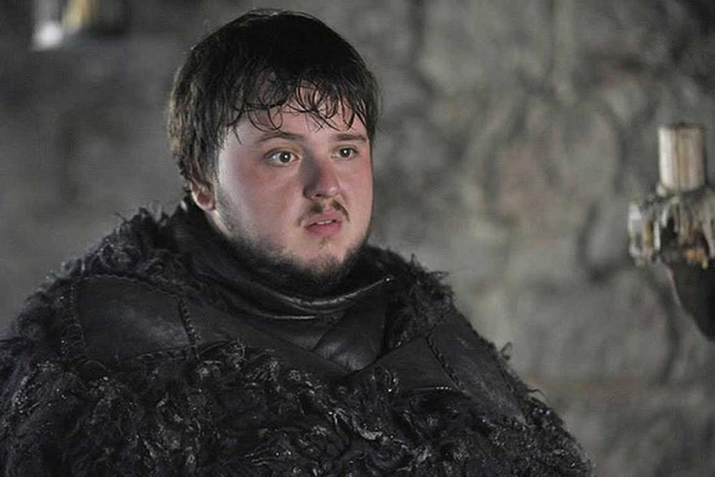 Game of Thrones season 4: Night's Watch brother Samwell Tarly.