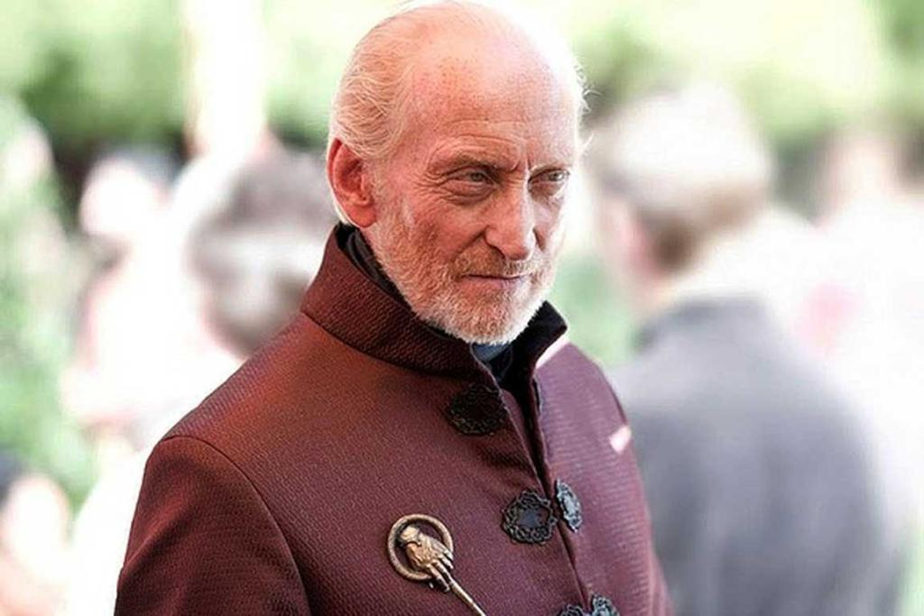 The Game of Thrones season 4: Tywin Lannister.