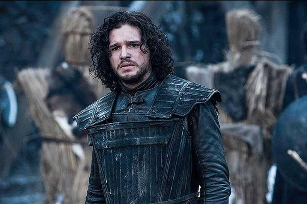Game of Thrones season 4: Jon Snow.