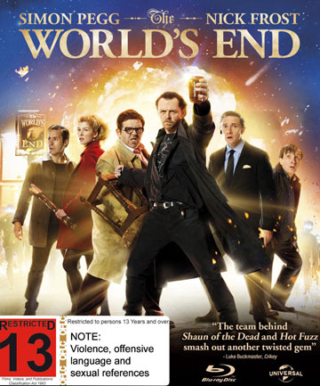 Blu-ray review: The World's End
