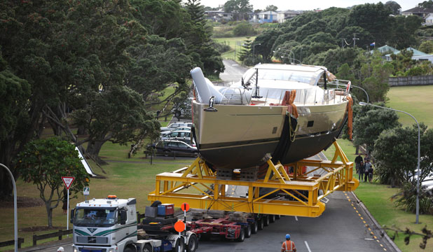 Fitzroy Yachts' final build, Escapade.
