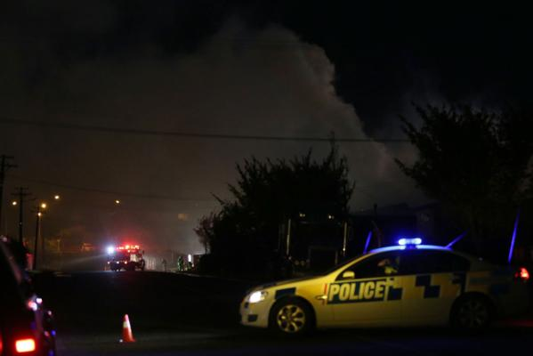 Stock Foods NZ fire in Gore