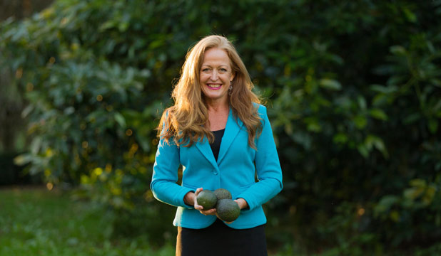 AMBITIOUS PLAN: Avocado Industry Council chief executive Jen Scoular said consistency is they key to growth in the avocado industry.