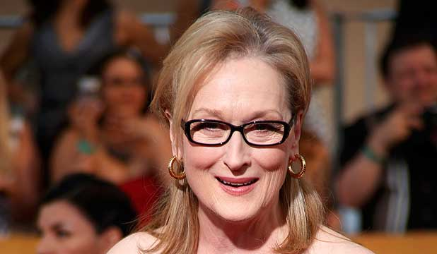 "BRANCHING OUT: Actress Meryl Streep is working on a ""second career"" as a rapper."