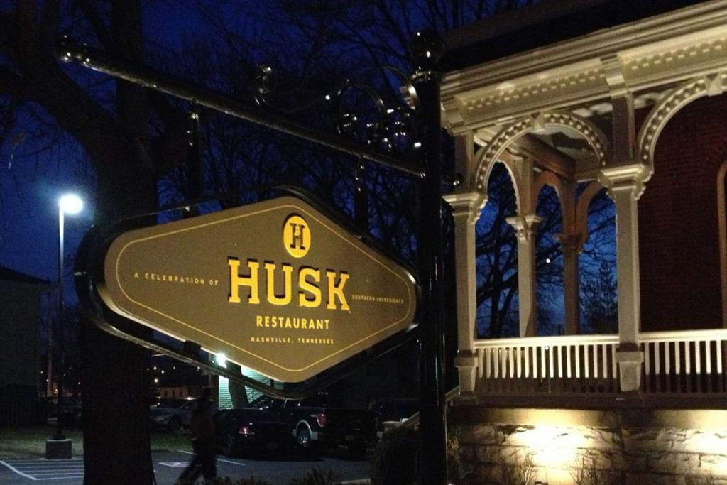 Husk restaurant in Nashville.
