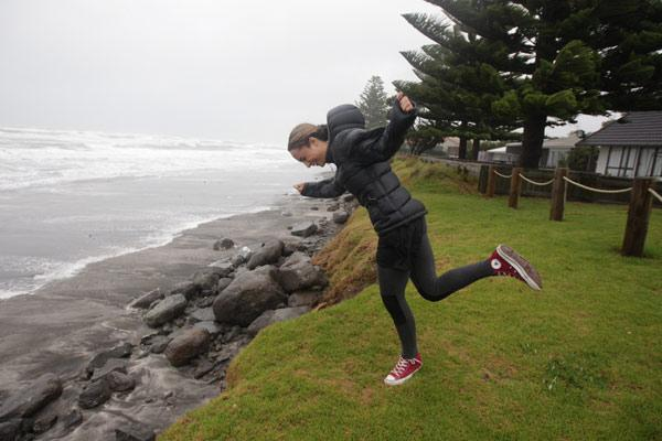 wild weather, waihi