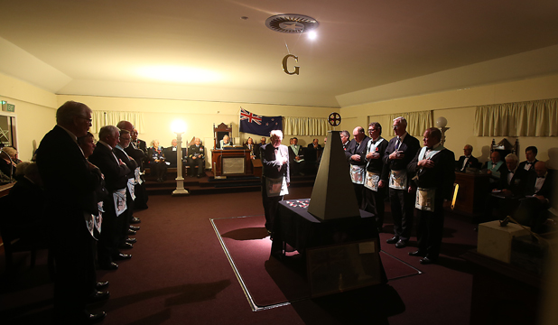 timaru masonic lodge anzac