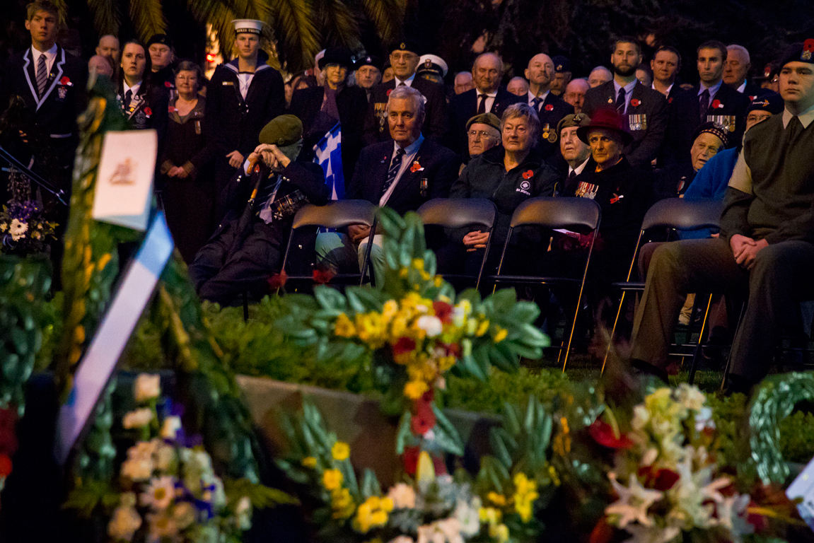 Nelson Ancac Day dawn service