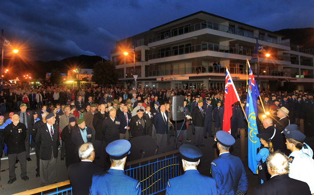 Dawn Service in Picton