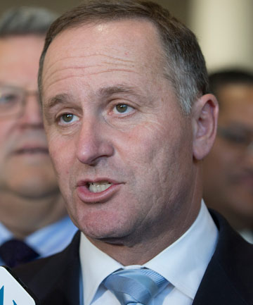 """Prime Minister John Key conceded it had been a """"mistake"""" for the Ministry of Health to list the small number of products still available as having a low-level of risk."""