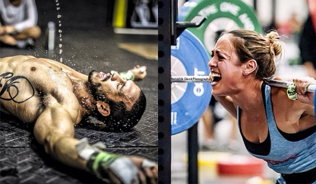 TAKING IT TO THE EXTREME: CrossFit is unabashed about its love for taking exercise to a whole new level of pain.