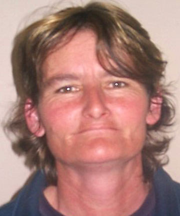 ROBYN GRACE: Found to have 35 wounds and injuries inflicted by the attack from her son and daughter-in-law.