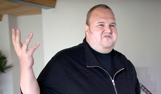 FIGHTING FOR HIS FORTUNE: The Crown is appealing a decision that would have seen Kim Dotcom reunited with his assets.