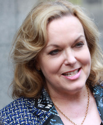JUDITH COLLINS: The minister is taking some time off this week, saying the pressure of the Oravida controversy is proving stressful.