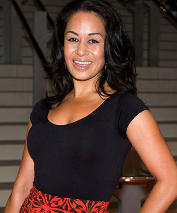ACTRESS: Teuila Blakely plays the character Vasa Levi on Shortland Street.