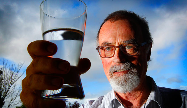 UNCLEAR: Niwa scientist Graham McBride says more research is needed on how norovirus acts in wastewater to help town planning.