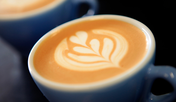 CUP OF COFFEE: Researchers were surprised by the lack of chemicals detected.