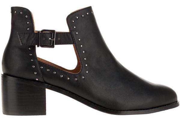 RIVER ISLAND Cut-Out Boots