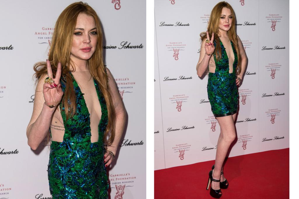 Best & worst dressed: May 9