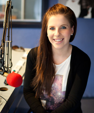 Palmerston North woman Renee Pink, 25, picked up a live-on-the-air phone call with her hands shaking this morning.