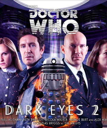 CD review: Doctor Who – Dark Eyes 2
