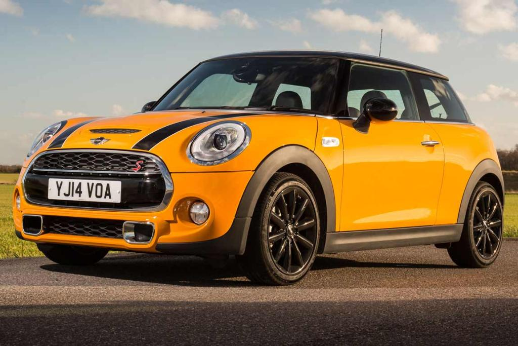 Mini Cooper S: It's lighter, quicker and cleaner, bigger in every dimension, roomier, has a reshaped grille, a lot more equipment and yet costs exactly the same as before.