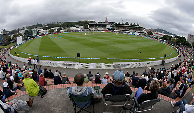 BOXING DAY TEST: Wellington's Basin Reserve is poised to host its first Boxing Day cricket test in 11 years.