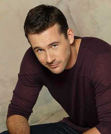 SWEET MAN: Actor Barry Sloane