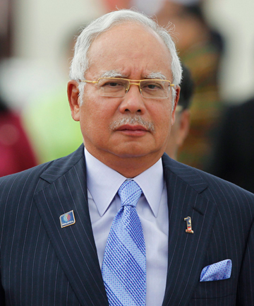 MH370: Malaysian Prime Minister Najib Razak has vowed the hunt for the missing jet will continue.