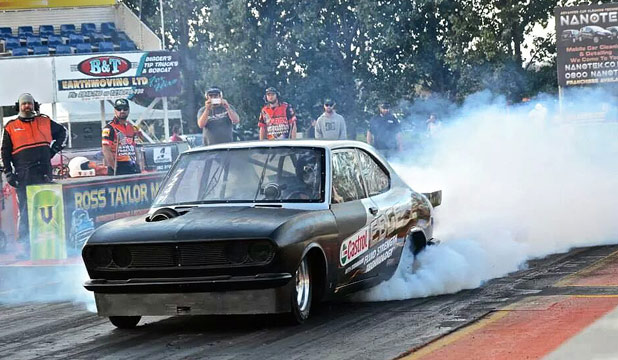 Rocket Fast Mazda Rx2 Hits 322kmh In Drags Stuff Co Nz