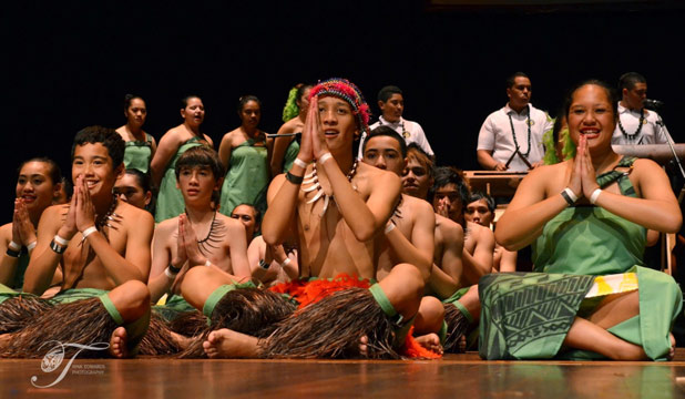 PASIFIKA GLORY: Tokoroa High School are back this year to try to retain their first place title at the Pasifika by Nature competition in Hamilton this weekend.