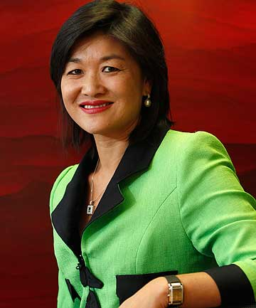 Mai Chen, constitutional lawyer and co-founder of Chen Palmer.