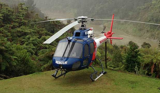 Palmerston North Rescue Helicopter