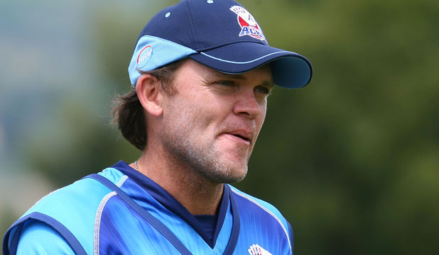 SPEAKING UP: Lou Vincent has reportedly agreed on a plea bargain with police investigating cricket match fixing.