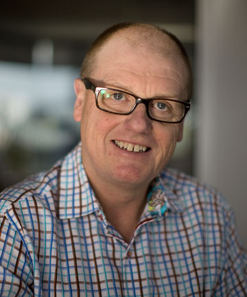FULL CIRCLE: Credit Unions boss Henry Lynch likes to keep his money in New Zealand.