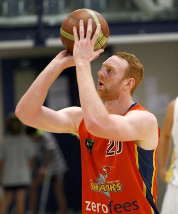 MISSING: Southland Sharks player Gareth Dawson.