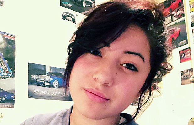 TRAGIC LOSS: Danielle Ngametua Kiriau, 17, was believed to be in a relationship with the driver of the Honda Integra.