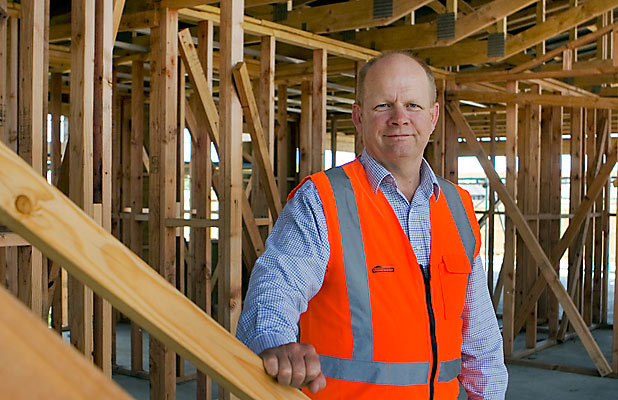 Builder Welcomes Budget Dropping Duties