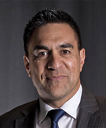 WON'T STAND: Maori TV general manager for news and current affairs, Julian Wilcox, will not stand for Labour in the 2014 election.