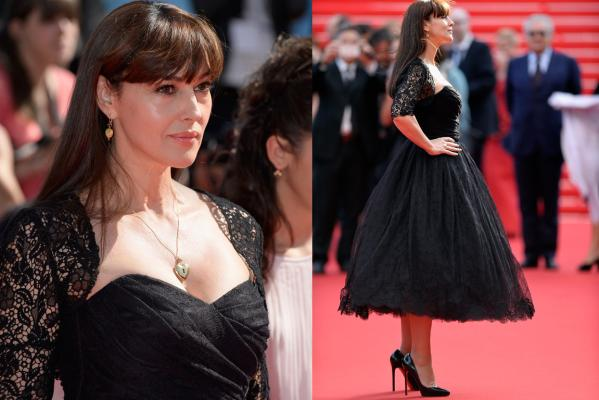 Cannes red carpet fashion