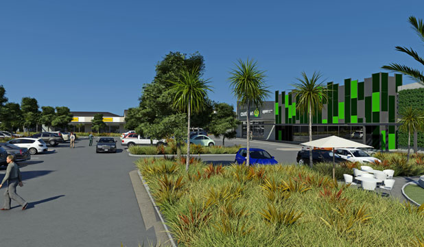 SHOPPING BARN: The spread of big-box supermarkets – like the one proposed for Beachlands- is set to continue as owners buy up more land.
