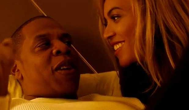 Jay Z and Beyonc