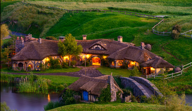 MIDDLE EARTH: The Hobbit movies have boosted tourist numbers to New Zealand.