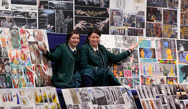 Art show best of pupils\' work | Stuff.co.nz