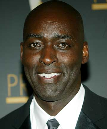 ACCUSED OF SHOOTING HIS WIFE: Actor Michael Jace